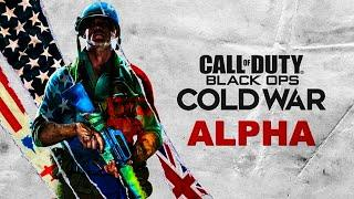 It's Call of Duty Cold War time baby  Back to the 80s we go  (PS4 PRO)